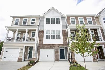 Chester Condo/Townhouse For Sale: 12036 Avaclaire Drive #Lot 46