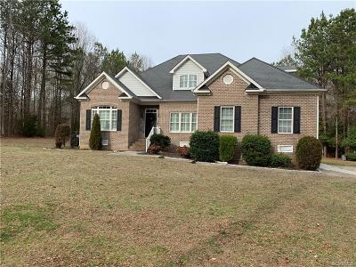Single Family Home For Sale: 15410 Graham Lane