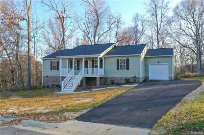 Hopewell Single Family Home For Sale: Lot 31 Flat Top