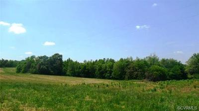 Amelia County Residential Lots & Land For Sale: 69.72 Acres, Bland Lane