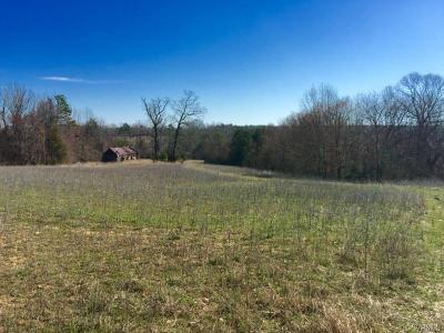 Amelia County Residential Lots & Land For Sale: 11.98 Acres, Bland Lane