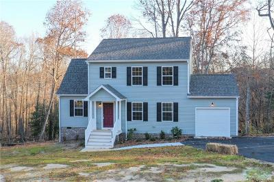 Hopewell Single Family Home For Sale: Lot 30 Flat Top