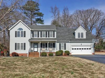 Henrico Single Family Home For Sale: 6000 Bootsie Boulevard