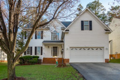 Chesterfield Single Family Home For Sale: 8573 Sunningdale Terrace