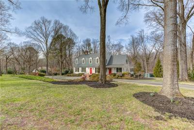 Henrico County Single Family Home For Sale: 9810 Kingsbridge Road