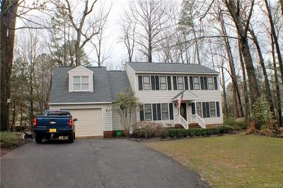 Midlothian Single Family Home For Sale: 13625 Decidedly Court