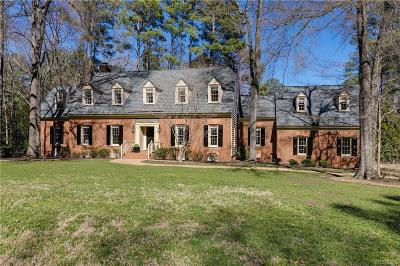 Henrico Single Family Home For Sale: 23 Runswick Drive