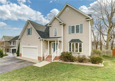 Henrico Single Family Home For Sale: 12504 Hillgate Lane