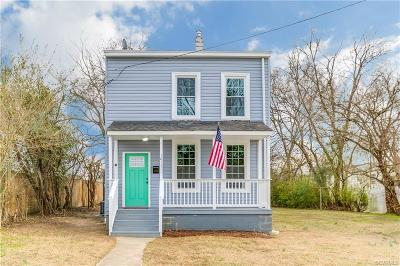 Henrico Single Family Home For Sale: 1811 National Street