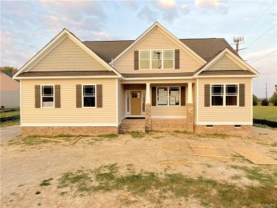Mechanicsville Single Family Home For Sale: 9983 Sunny Oak Drive