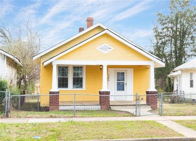 Richmond Single Family Home For Sale: 3080 Decatur Street