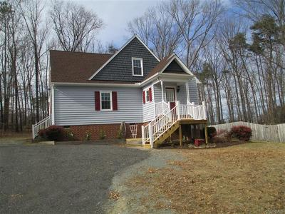Mechanicsville Single Family Home For Sale: 8145 Solitude Lane
