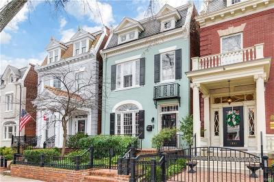 Richmond VA Single Family Home For Sale: $799,900