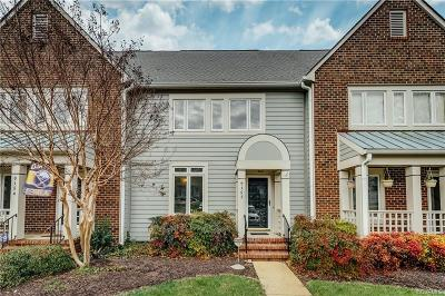 Henrico Condo/Townhouse For Sale: 9152 Lakeland Drive
