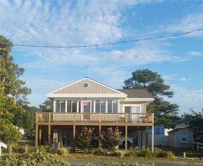 Deltaville Single Family Home For Sale: 715 Riverside Drive