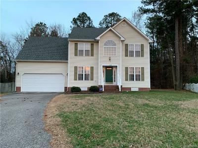 Colonial Heights Single Family Home For Sale: 136 Bluffs Drive