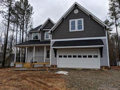 Chesterfield Single Family Home For Sale: 11707 St Audries Drive