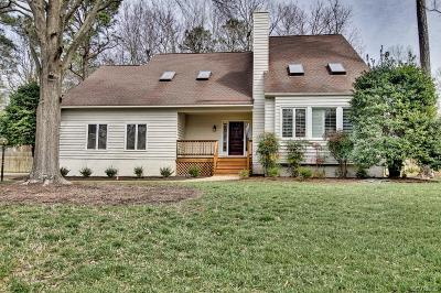 Henrico Single Family Home For Sale: 1774 S Dover Pointe Road