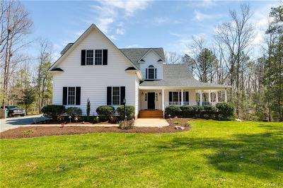 Hanover County Single Family Home For Sale: 7544 Earthworks Drive