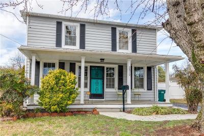 Henrico Single Family Home For Sale: 2310 Maplewood Road