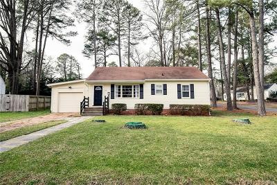 Henrico Single Family Home For Sale: 1118 Bridle Lane