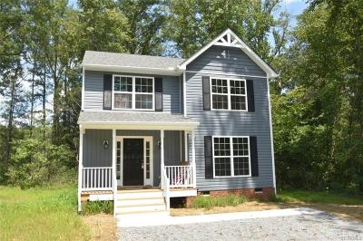 King William County Single Family Home For Sale: 49 Sherwood Court