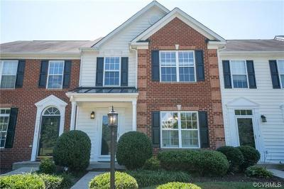 Glen Allen Rental For Rent: 11513 Friars Walk Terrace