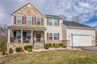 Hopewell Single Family Home For Sale: 7548 Rolling Hill Road