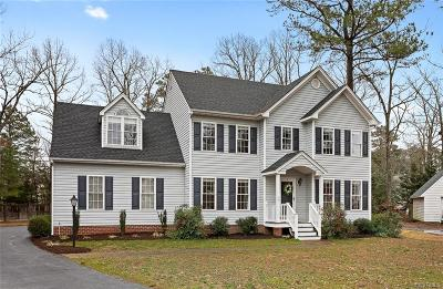 Mechanicsville Single Family Home For Sale: 9041 Marl Branch Court