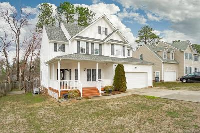 Richmond Single Family Home For Sale: 4336 Stately Oak Road