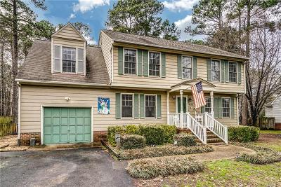 Glen Allen Single Family Home For Sale: 4658 Fort McHenry Parkway