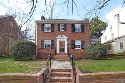 Richmond Single Family Home For Sale: 4103 Bromley Lane