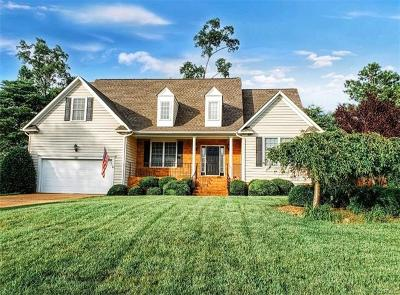 Williamsburg Single Family Home For Sale: 3209 Eagles Watch