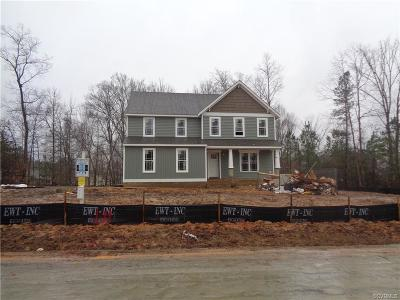 New Kent Single Family Home For Sale: 7119 Oakfork Loop