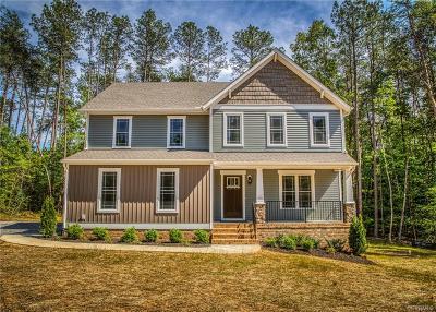 Goochland County Single Family Home For Sale: 2815 Preston Park Way