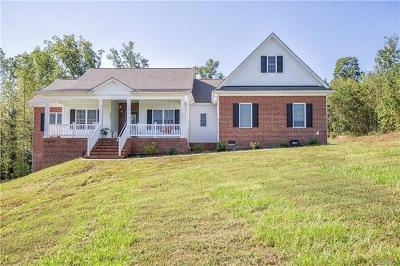 Bumpass Single Family Home For Sale: 111 Anderson Mill Drive