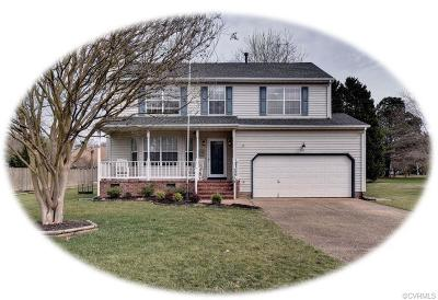 Williamsburg Single Family Home For Sale: 3417 Indian Path