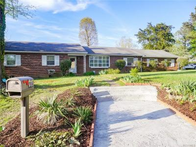 Chester Single Family Home For Sale: 6400 Hackney Court