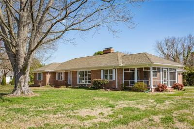 Weems Single Family Home For Sale: 3641 Weems Road