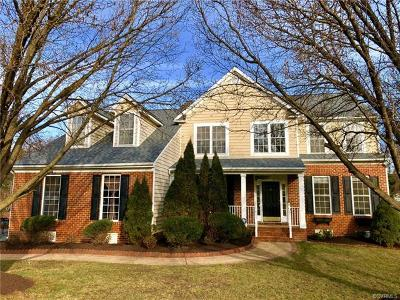 Henrico County Single Family Home For Sale: 5613 Burberry Court