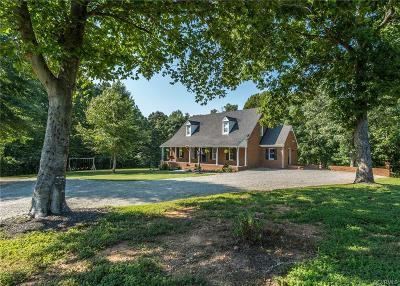 Amelia VA Single Family Home For Sale: $485,000