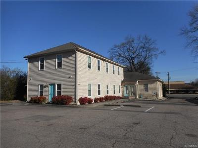 Henrico Commercial For Sale: 3002 Hungary Spring Road