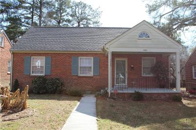 Dinwiddie Rental For Rent: 1000 Hampton Road