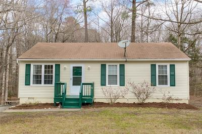 Chesterfield Single Family Home For Sale: 9319 Lost Forest Drive