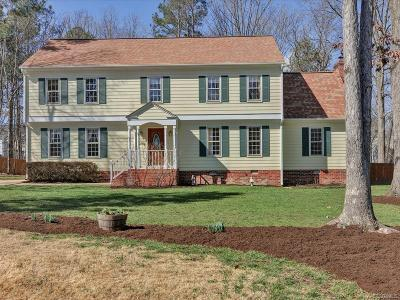 Henrico Single Family Home For Sale: 10616 Cloister Drive