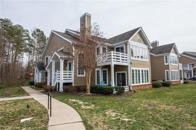 Glen Allen Condo/Townhouse For Sale: 4691 Four Seasons Terrace #F