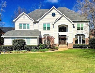 Glen Allen Single Family Home For Sale: 6048 Brentmoor Drive