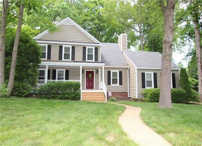Henrico Single Family Home For Sale: 2856 Broadford Lane