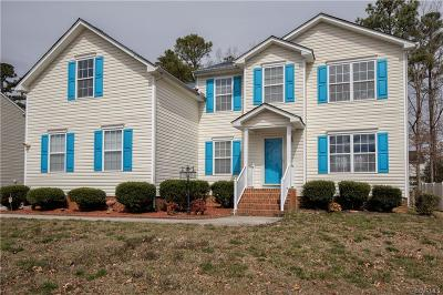 Henrico Single Family Home For Sale: 3028 Heather Ridge Drive