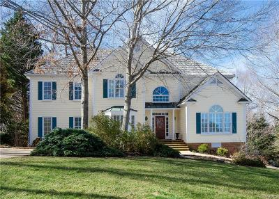 Midlothian Single Family Home For Sale: 3526 Crossings Way